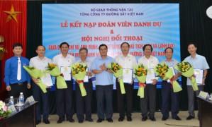 Bộ trưởng Bộ GTVT đi thị sát đường sắt Hà Nội – Vinh
