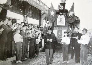 Hành trình 70 năm Đường sắt Việt Nam phát triển cùng đất nước